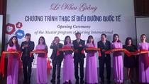 Đào tạo thạc sĩ điều dưỡng quốc tế tại Việt Nam