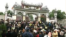 Hình ảnh: Biển người ùn ùn trẩy hội Lim (Bắc Ninh)