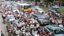 """""""10 giải pháp cần áp dụng ngay để giảm ùn tắc giao thông"""""""