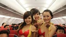 Diễn bikini trên máy bay: Cú PR ngoạn mục hay phản cảm của VietJetAir?