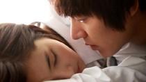Park Min Young tức vì không được Lee Min Ho hôn trên sofa