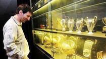 Giành QBV, Messi khoe bộ sưu tập danh hiệu khổng lồ