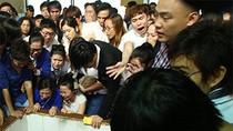 Những khoảnh khắc xúc động ở tang lễ Wanbi Tuấn Anh