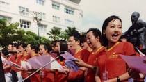 Vụ giàn khoan 981, NSƯT Hồng Ánh: Có kẻ chà đạp lên tình yêu Tổ quốc