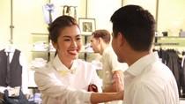 Thêm ảnh chứng tỏ Hoàng My sẽ là chị em dâu với Tăng Thanh Hà