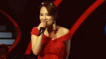Khánh Linh 'đốt cháy' CK Got Talent bằng váy đỏ gợi cảm