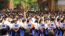 Buổi khai giảng của học trò, phần lễ chỉ vài phút là quá đủ
