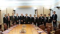 Bộ trưởng Trần Đại Quang thăm chính thức Australia