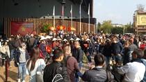 Hàng vạn du khách tham dự Ngày Quốc gia Việt Nam tại Expo Milan 2015