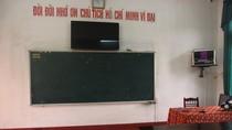 Trường cấp 3 đập bục giảng, tính kê bàn theo mâm, xuống cấp 2 học kinh nghiệm
