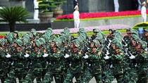 Quân đội ta mãi tận trung với Đảng, trọn hiếu với dân