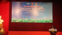 """Phát động cuộc thi """"Tuổi trẻ học tập và làm theo tấm gương đạo đức Hồ Chí Minh"""""""
