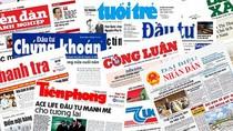 Nhiều quy định mới trong Luật Báo chí sửa đổi