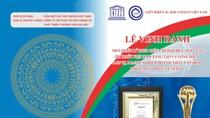 Được UNESCO Việt Nam vinh danh, phải nộp tiền!