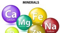 Những khoáng chất không thể thiếu trong cơ thể