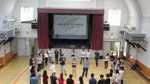 """Ảnh: Sinh viên Việt Nam tổ chức """"Ngày hội trò chơi dân gian"""" tại CHLB Đức"""