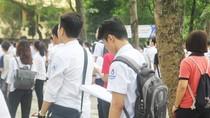 Hà Nội công bố điểm thi vào lớp 10