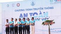 """Lễ ra quân chương trình truyền thông """"An toàn nguồn nước Việt"""""""