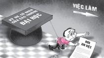 Ở nước Anh cũng có hàng trăm ngàn cử nhân đang thất nghiệp như Việt Nam