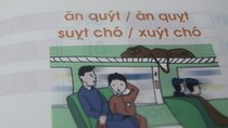 Những ngôn từ khó hiểu trong sách Tiếng Việt lớp 1 của GS.Hồ Ngọc Đại