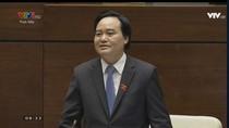 Bộ trưởng Giáo dục thừa nhận Đề án Ngoại ngữ 2020 thất bại
