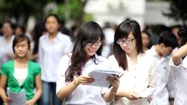Nhiều chính sách mới có lợi cho học sinh tại kỳ tuyển sinh đại học 2017