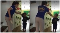 Thứ trưởng Nguyễn Thị Nghĩa: Cô giáo dùng dép đánh trẻ là hành vi phản giáo dục