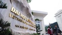 Năm 2017, Đại học Quốc gia Hà Nội tuyển hơn 7.000 chỉ tiêu