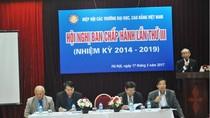 Hiệp hội các trường Đại học, Cao đẳng Việt Nam họp Ban Chấp hành lần thứ 3