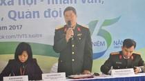 Bộ Quốc phòng giải đáp băn khoăn khi xét tuyển vào khối trường quân đội
