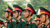Những thông tin mới nhất về tuyển sinh các trường quân đội