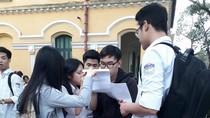 Đề thi khảo sát môn Hóa lại có sai sót, Sở Giáo dục Hà Nội lưu ý Bộ
