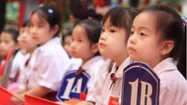 Hà Nội ra lệnh cấm dạy trước chương trình cho trẻ lớp 1
