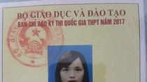 Thẻ báo chí của Ban Chỉ đạo kỳ thi quốc gia được tác nghiệp ở tất cả điểm thi