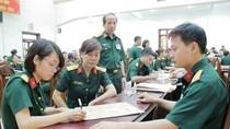 Nguy cơ hơn 7.200 thí sinh mất cơ hội xét tuyển vào các trường quân đội