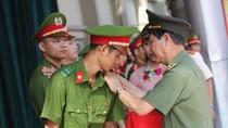 Học viện Cảnh sát trao bằng tốt nghiệp cho 962 sinh viên Việt, Lào, Campuchia