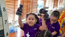 Hơn 30 trường mầm non đã đưa chương trình Cờ Vua vào giảng dạy
