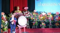 Ngôi trường đã giành được 184 huy chương Olympic quốc tế khai giảng thế nào?