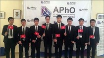 Năm 2018, Việt Nam đăng cai tổ chức kỳ thi Olympic Vật lý Châu Á