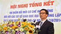 """Giáo dục đại học của Việt Nam đang ở trạng thái """"1 khóa, 2 chìa và 4 nấc"""""""