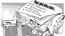 Danh sách gần 20 trường lạm thu đã bị xử lý ở Hà Nội