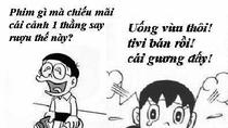 Doremon chế: Nguy hiểm hơn cả Nobita