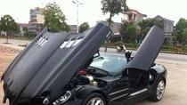 Siêu phẩm: Mercedes SLR McLaren mui trần xuất hiện tại Việt Nam