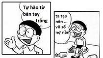 Doremon chế: Nobita và thơ chế