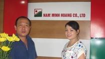 Công ty TNHH Nam Minh Hoàng ủng hộ Lớp học Nhân ái 10 triệu đồng