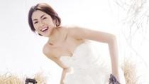 Tăng Thanh Hà đẹp nhường nào khi làm 'cô dâu'?