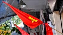 Cả nước đồng loạt treo cờ rủ Quốc tang Đại tướng Võ Nguyên Giáp