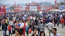 """Lễ hội Đền Hùng 2014: Năm nay không có....""""cái bang"""""""