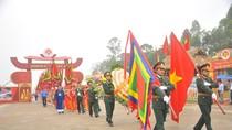 Thành kính dâng hương Giỗ tổ Hùng Vương 2014