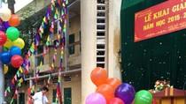 Trường THPT Hoài Đức A liệt kê 20 mục để xin tiền tỷ làm lễ kỷ niệm